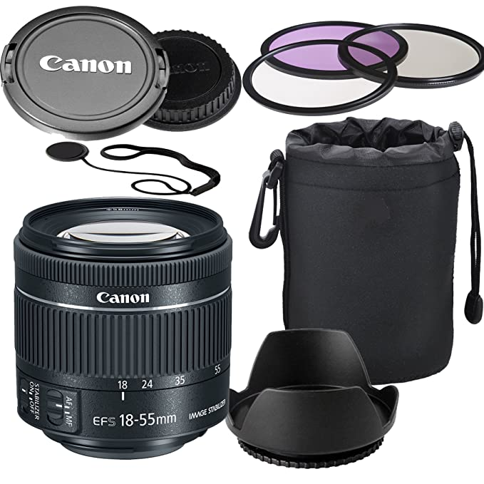 Review Canon EF-S 18-55mm f/4-5.6