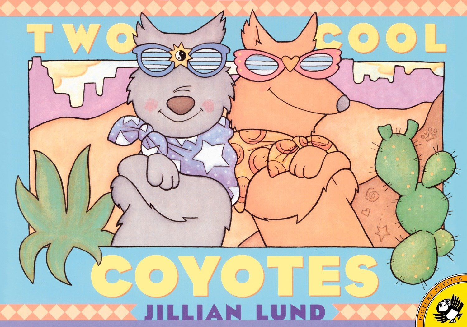 Download Two Cool Coyotes ebook