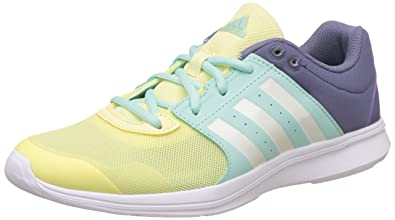 buy online e4d2e 678c6 adidas Essential Fun 2 - Trainers for Women, 4113, Yellow