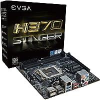 EVGA H370 Stinger 111-CS-E371-KR LGA 1151 Intel H370 SATA 6Gb/s USB 3.1, mITX Intel Motherboard