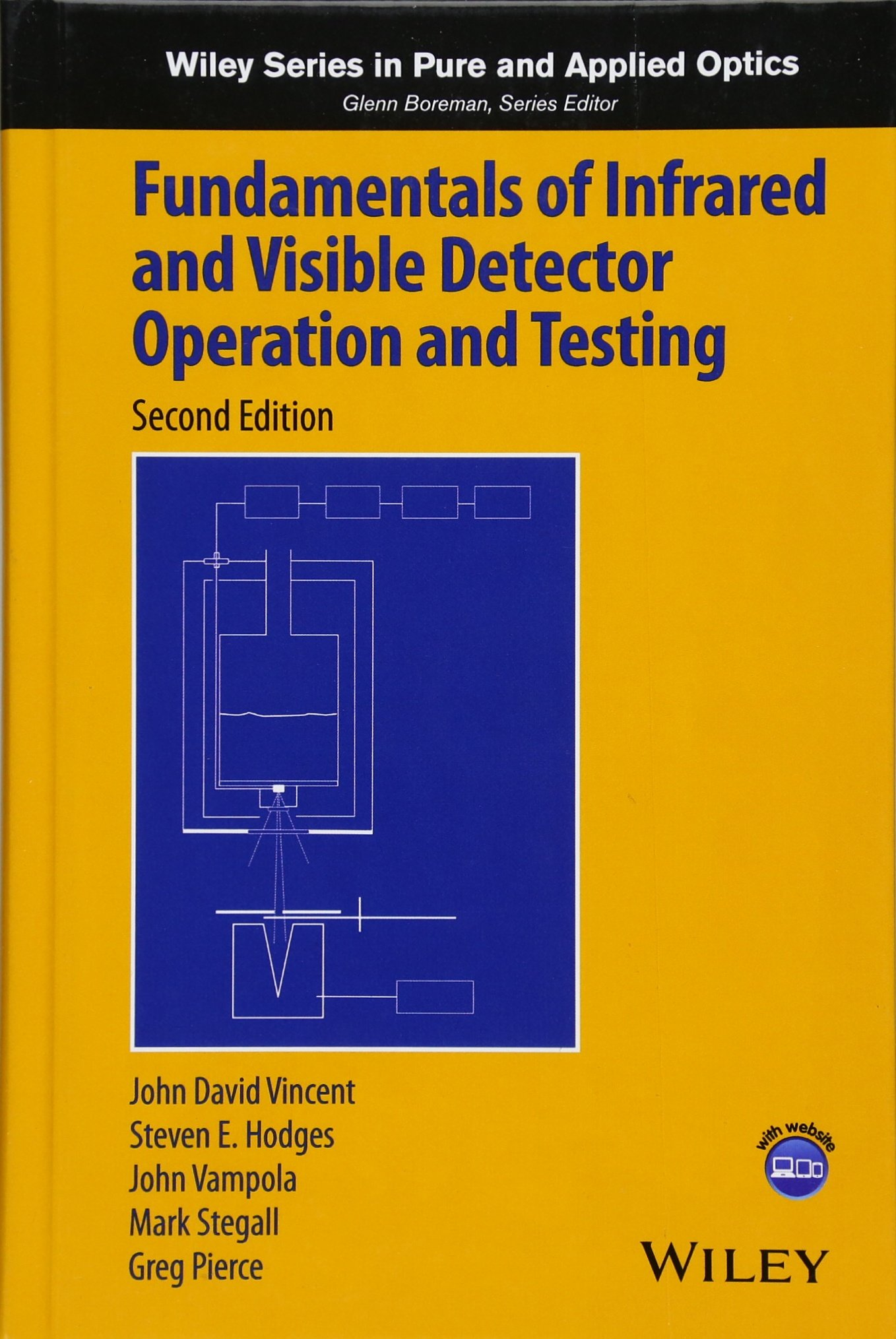 Fundamentals of Infrared and Visible Detector Operation and Testing (Wiley Series in Pure and Applied Optics) (Inglés) Tapa dura – 18 dic 2015
