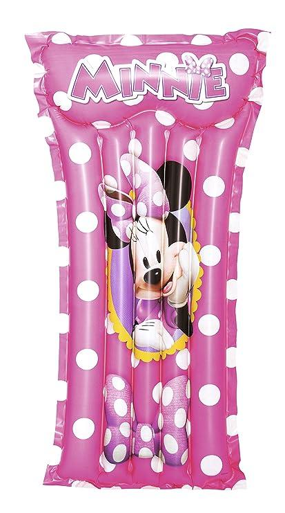 Amazon.com: Hinchable Minnie Mouse grande piscina flotador ...