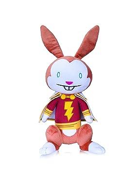 DC Super Mascotas Hoppy - Peluche: Amazon.es: Juguetes y juegos