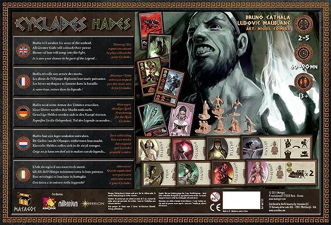 Asterion 8120 - Cyclades Hades: Amazon.es: Juguetes y juegos