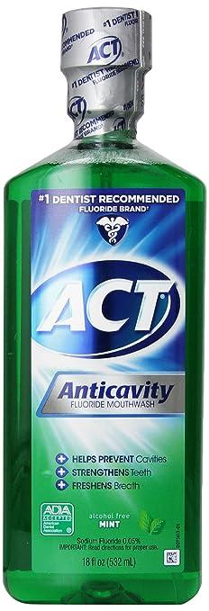 good anti-cavity and decay mouthwash