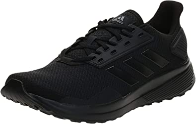 adidas Duramo 9 Mens Running Fitness Trainer Shoe Black