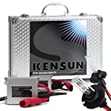 "Kensun HID Xenon Conversion Kit ""All Bulb Sizes and"
