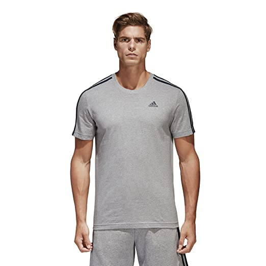 adidas Sport Performance Men's Essentials 3-Stripe T-Shirt