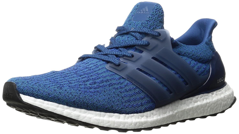 adidas Performance Men's Ultra Boost M Running Shoe B01H645A2A 8.5 D(M) US|Blue/Mystery Blue/Black