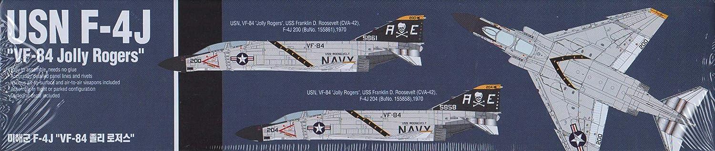 F-4J VF-84 Jolly Rogers