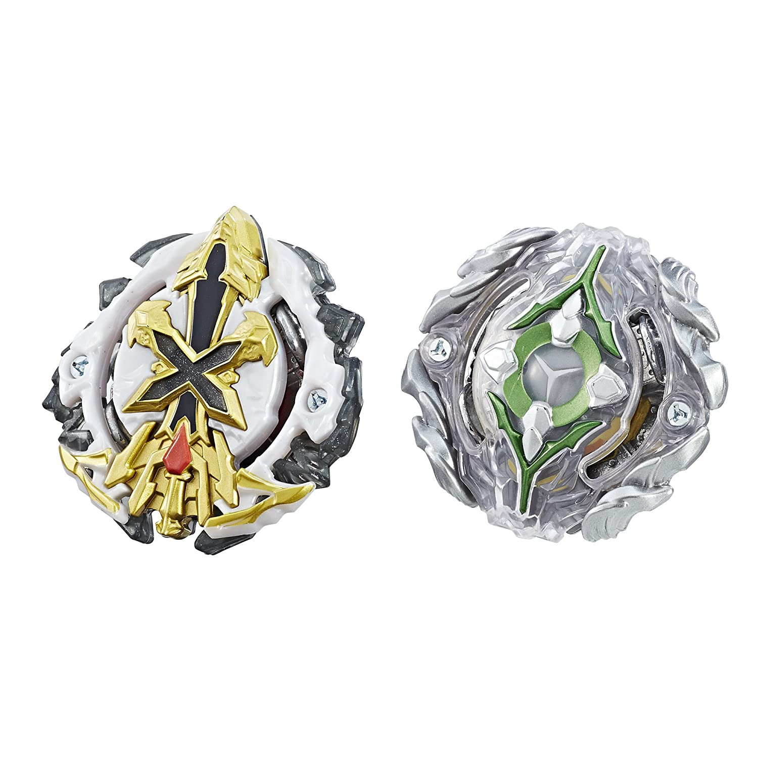 Beyblade Burst Evolution Dual Pack Xcalius X2 and Yegdrion Y2 Hasbro E1065