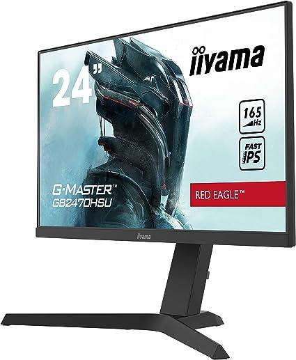 Iiyama G Master Red Eagle Gb2470hsu B1 60 5 Cm Fast Computer Zubehör
