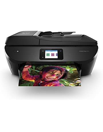 641c21580fb Amazon.com  HP ENVY Photo 7855 All in One Photo Printer with Wireless  Printing