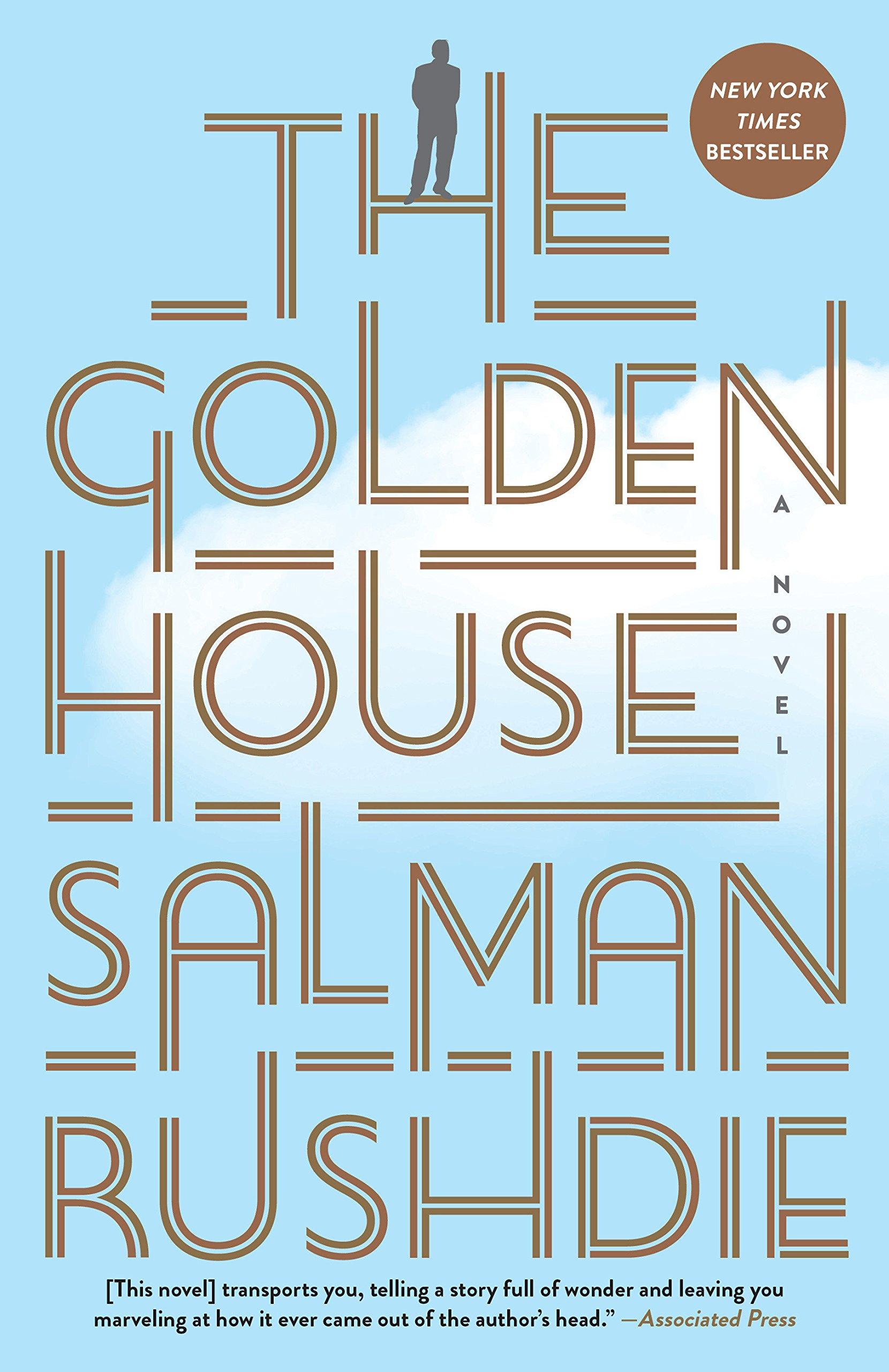 The Golden House: A Novel: Salman Rushdie: 9780399592805: Amazon.com: Books