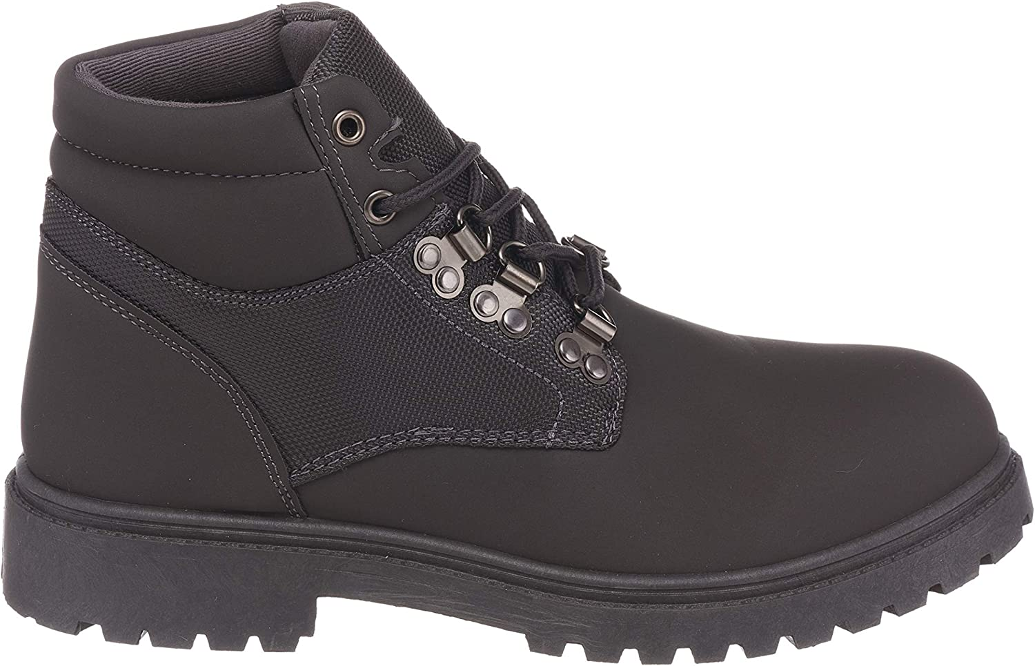 black work boot laces