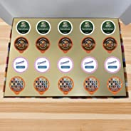 Coffee Wholesale Club - Flavored Coffee K-Cups Variety Pack Gift Sampler Subscription Box For Keurig 2.0 Brewe