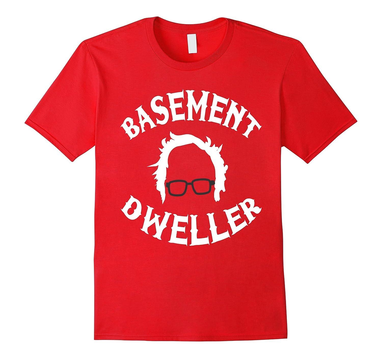 Basement Dweller - Bernie Sanders T-Shirt-BN