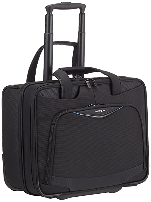"Samsonite Triforce 17.3"" Trolley Case Negro - Funda (Trolley Case, 43,9"