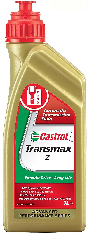 Castrol Transmax Z Huile pour boî te de vitesse automatique, 1L Castrol Limited 15047C