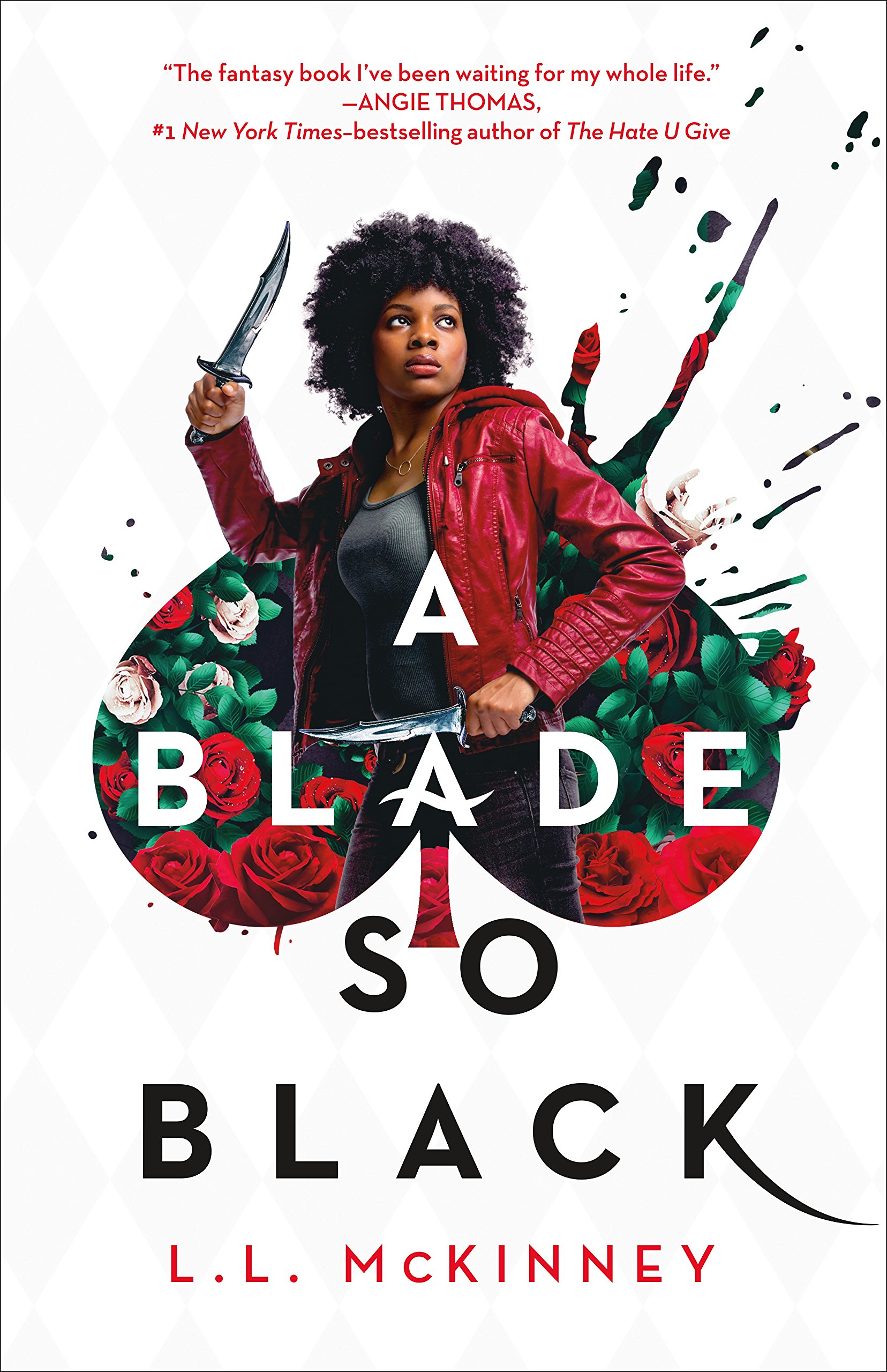A Blade So Black by L.L. McKinney - Image from Amazon.com