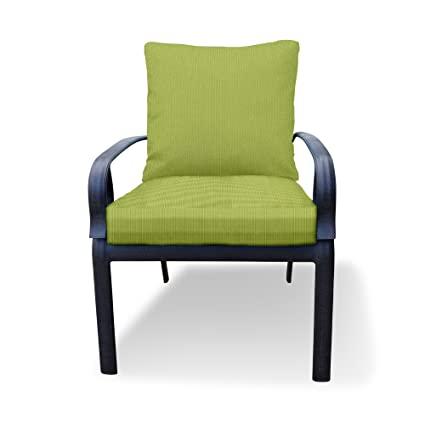 Delicieux Thomas Collection Outdoor Cushions, Kiwi Green Patio Cushions, Sofa Loveseat  Cushions, One Seat