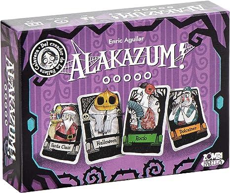Zombi Paella Alakazum! Brujas y tradiciones: Amazon.es: Juguetes y juegos