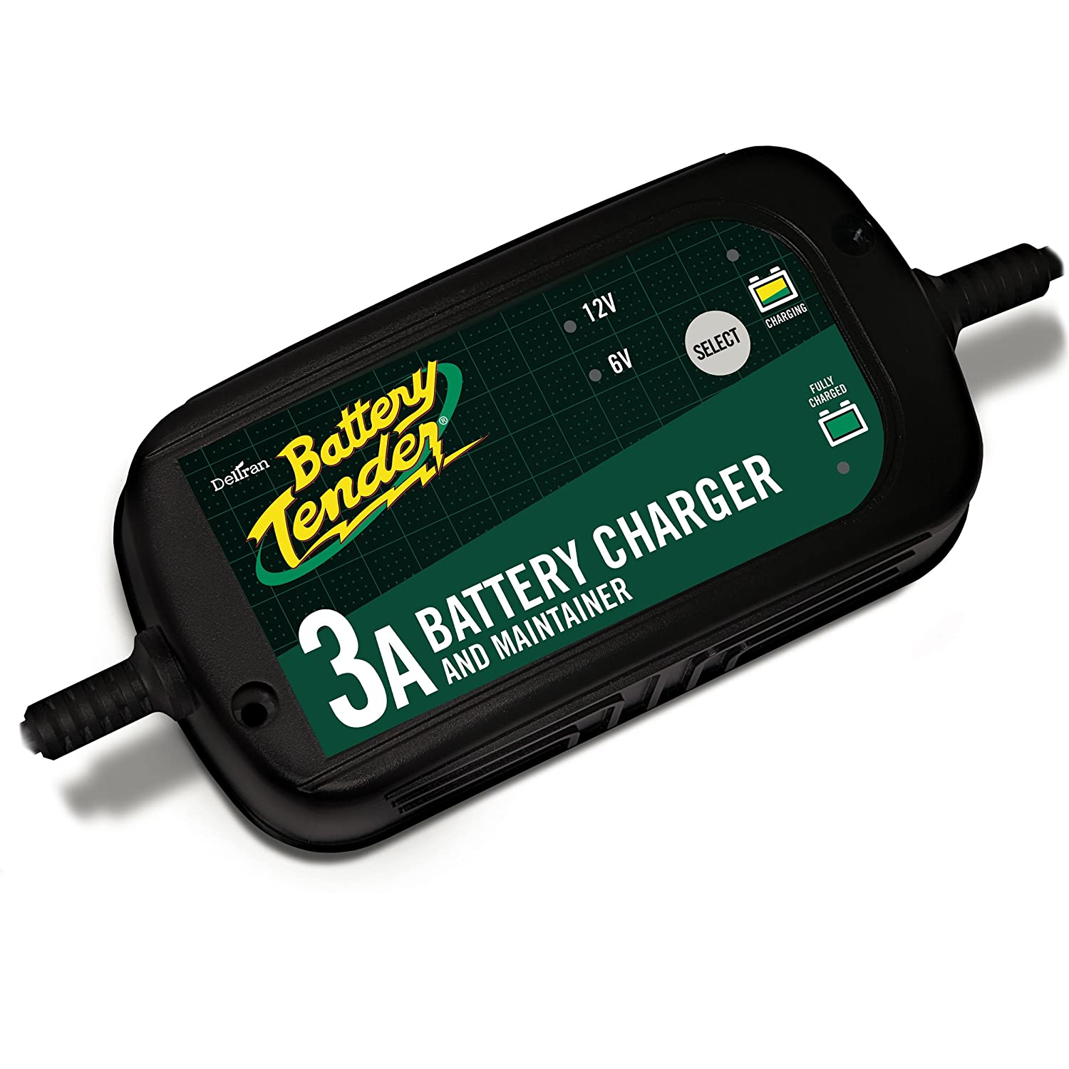 Deltran Battery Tender Power Plus 3 Amp Automotive Two 6 Volt Batteries In Series Will Give You A 12v Circuit This