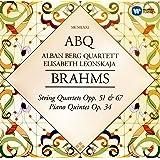 Brahms:Quatuors À Cordes Op.51 & 67&Quintette Op34