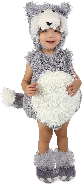 Amazon.com: Princess Paradise Baby Vintage Beau The Big Bad Wolf Deluxe  Costume: Clothing