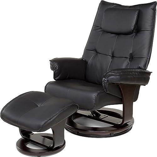 Relaxzen 8-Motor Massage Recliner