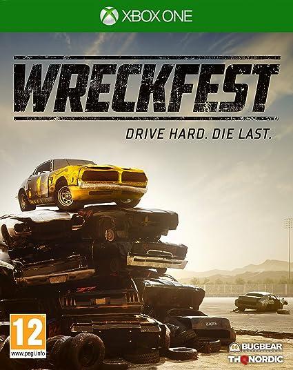 Wreckfest - Xbox One: Amazon.es: Videojuegos