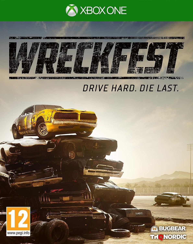 Wreckfest (Xbox One)