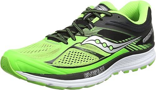 Saucony Guide 10, Zapatillas de Running para Hombre, Verde ...