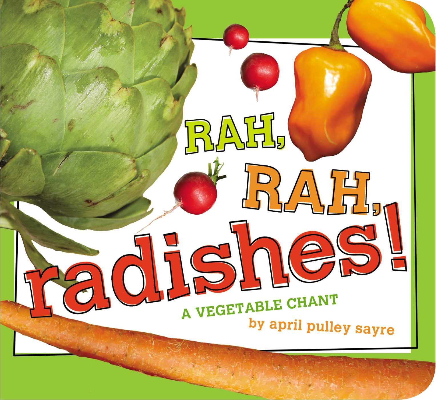 Image result for rah rah radishes