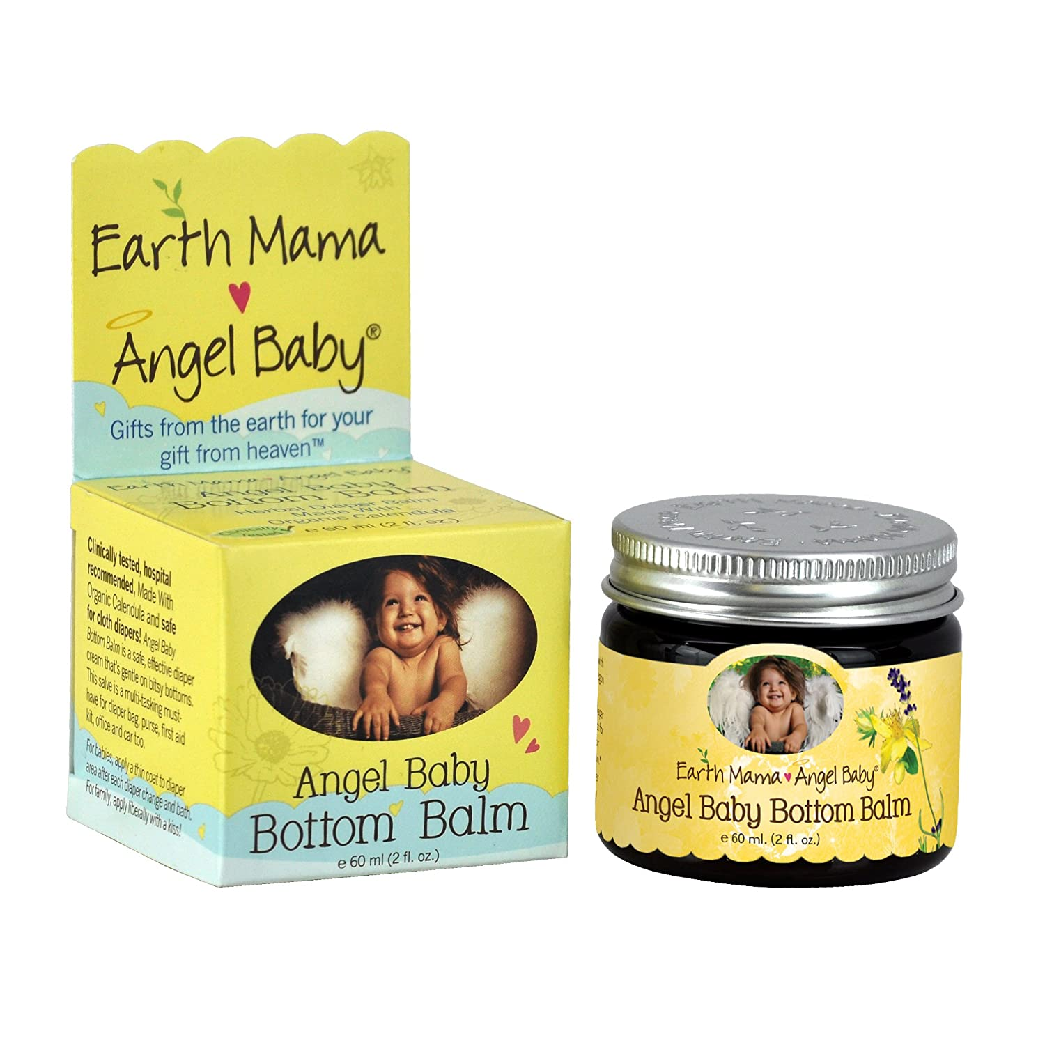 Earth Mama Angel Baby Balm Bottom Angel Baby