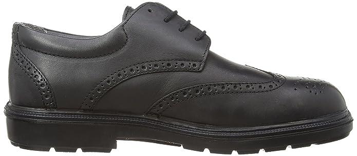 Lavoro, Chaussures de sécurité pour homme Noir noir - Noir - noir, 41.5