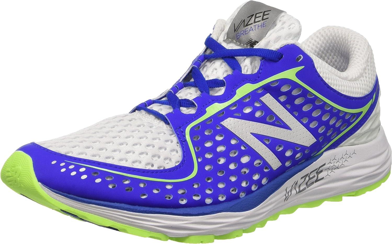 New Balance MBREAHT - Zapatillas de Running de Sintético Hombre, Color Azul, Talla 41: Amazon.es: Zapatos y complementos