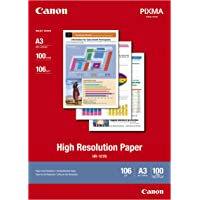 Canon A3 High Resolution Paper 100 Sheets HR101A3