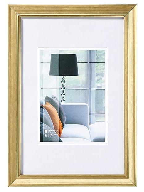 Beautiful Walther JA030G Bilderrahmen Lounge Rahmen, 20 X 30 Cm, Gold Images