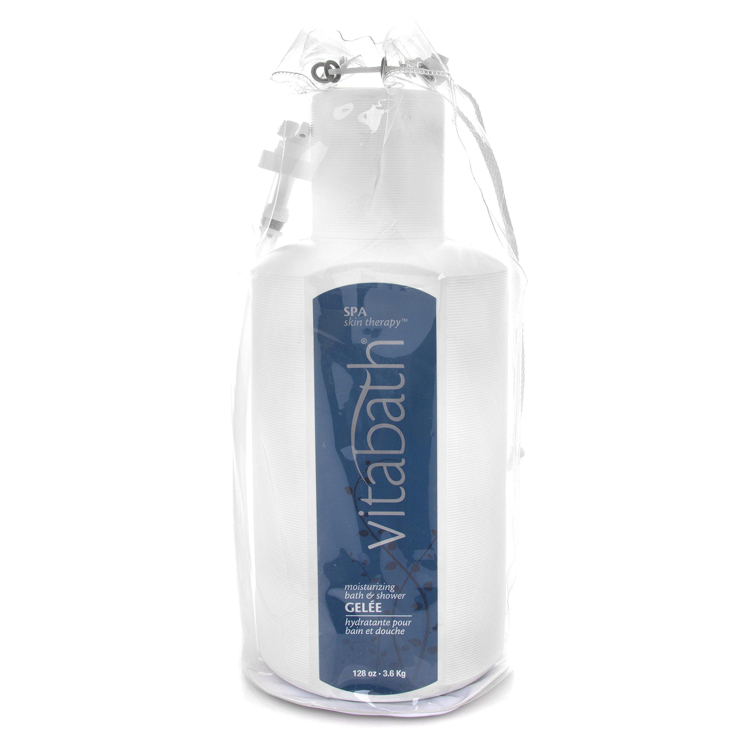 Vitabath Spa Skin Therapy Gallon Gel, 128 Ounce