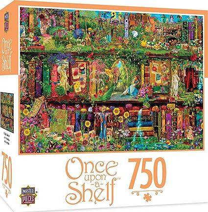 MasterPieces Once Upon A Shelf Mystical Garden