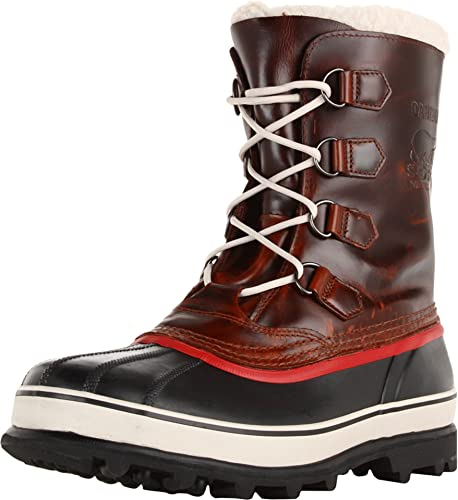 Sorel Men s Caribou Wl Hiking Shoes  Amazon.co.uk  Shoes   Bags b9af1befea8