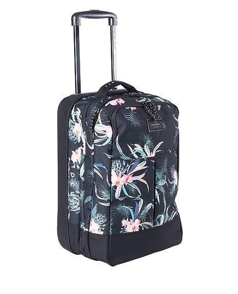 RIP CURL Transit Damen Reisetasche mit 2 Rollen,Trolley,Ultra leicht