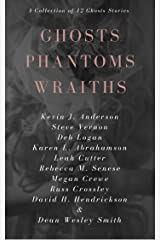 Ghosts Phantoms Wraiths: 12 Ghost Tales and Those They Haunt Kindle Edition