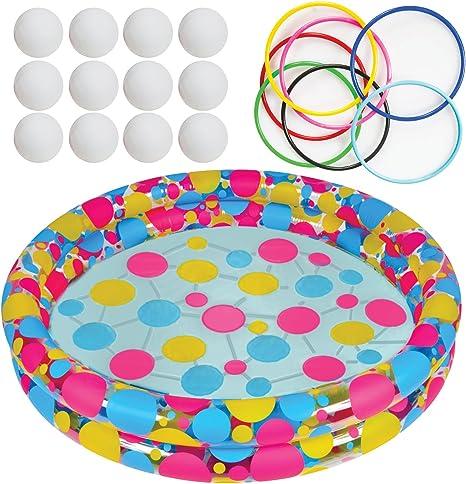 Agua anillo Toss juego por gamie – Super divertido juegos al aire ...