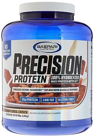 Gaspari Nutrition Precision Protein Hydro Cereal Crunch, Cinnamon, 4 Pound