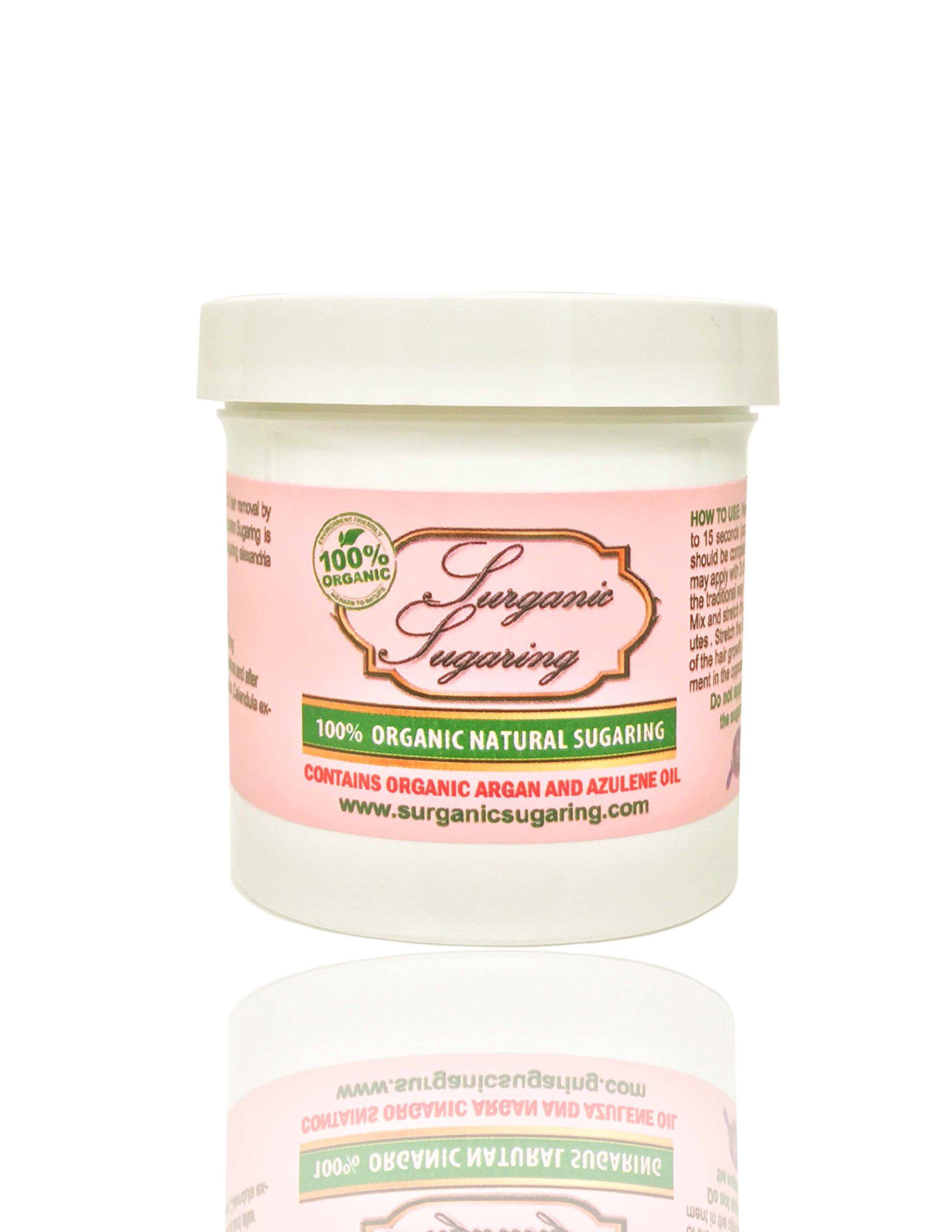 10 Oz Sugaring Organic Standard Sugaring Hair Removal to Use with Hand
