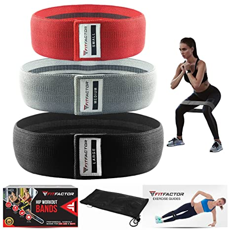 Women Resistance Band Loop Exercise Workout Yoga Pilates Leg Glute Lifter Muscles Trainer Rubber Loop Hip Training Elastic Fitness Equipments Sports & Entertainment