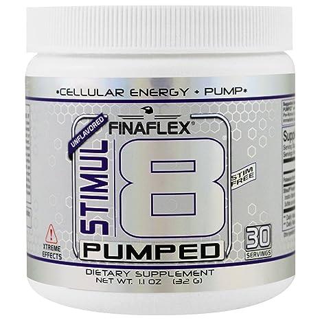 Finaflex, Stimul8 Pumped, Unflavored, 11 oz (32 g) FNX-77768