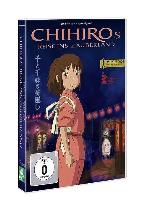 Chihiros Reise ins Zauberland: Amazon de: Sidonie Krosigk